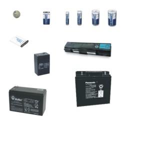 Baterias / Pilhas